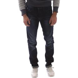 Abbigliamento Uomo Jeans slim Gas 351144 Blu