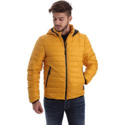 Abbigliamento Uomo Piumini Byblos Blu 669501 Giallo
