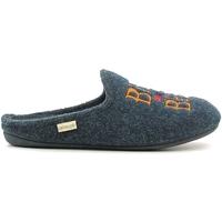 Scarpe Uomo Pantofole Grunland CI1073 Blu