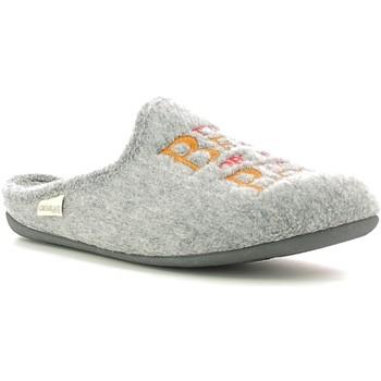 Scarpe Uomo Pantofole Grunland CI1073 Grigio