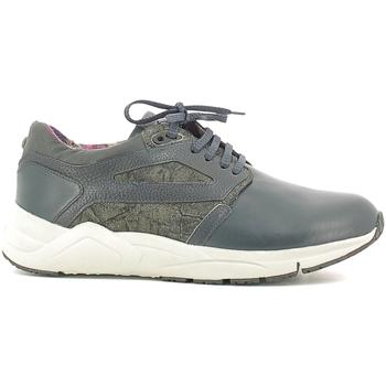 Scarpe Uomo Sneakers basse Alberto Guardiani SU73452D Blu