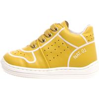 Scarpe Unisex bambino Sneakers alte Naturino 2013460-01-0G04 Giallo