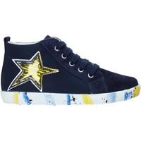 Scarpe Bambino Sneakers alte Falcotto 2013554-01-1C49 Blu
