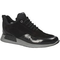 Scarpe Uomo Sneakers basse Exton 162 Nero