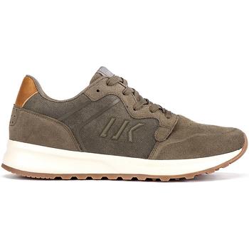 Scarpe Uomo Sneakers basse Lumberjack SM44105 004 M65 Verde