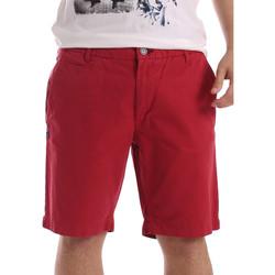 Abbigliamento Uomo Shorts / Bermuda Gaudi 71BU25028 Rosso
