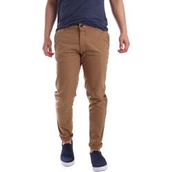 Abbigliamento Uomo Chino Ransom & Co. ALE P161 Beige