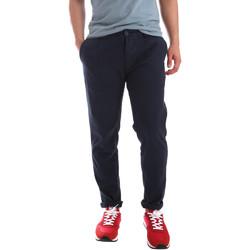 Abbigliamento Uomo Chino Ransom & Co. EDDIE P164 Blu