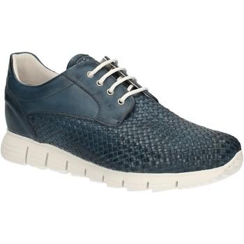 Scarpe Uomo Sneakers basse Exton 338 Blu