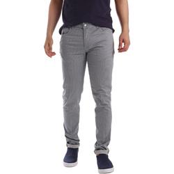 Abbigliamento Uomo Pantaloni 5 tasche Sei3sei PZV17 71339 Blu