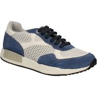 Scarpe Uomo Sneakers basse Keys 3065 Blu