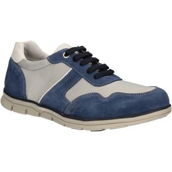 Scarpe Uomo Sneakers basse Keys 3071 Blu