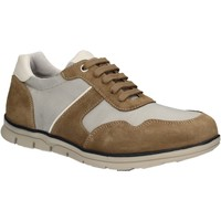 Scarpe Uomo Sneakers basse Keys 3071 Marrone
