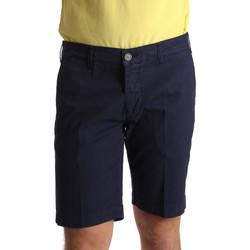 Abbigliamento Uomo Shorts / Bermuda Sei3sei PZV132 7182 Blu