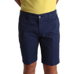 Abbigliamento Uomo Shorts / Bermuda Sei3sei PZV132 71336 Blu