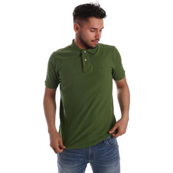Abbigliamento Uomo Polo maniche corte Ransom & Co. PO-039 Verde