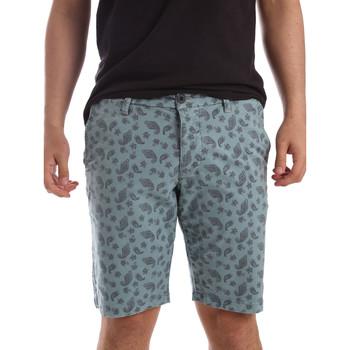Abbigliamento Uomo Shorts / Bermuda Ransom & Co. BRAD-P155 Blu