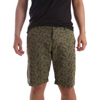Abbigliamento Uomo Shorts / Bermuda Ransom & Co. BRAD-P155 Verde