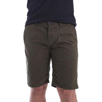 Abbigliamento Uomo Shorts / Bermuda Ransom & Co. BRAD-P150 Verde