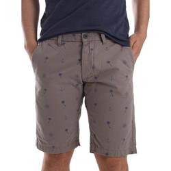 Abbigliamento Uomo Shorts / Bermuda Ransom & Co. BRAD-P150 Grigio
