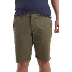 Abbigliamento Uomo Shorts / Bermuda Ransom & Co. BRAD-P154 Verde