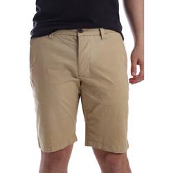 Abbigliamento Uomo Shorts / Bermuda Ransom & Co. BRAD-P154 Beige