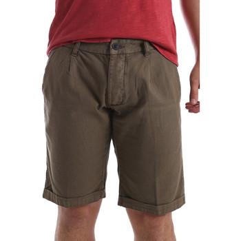 Abbigliamento Uomo Shorts / Bermuda Ransom & Co. GEORGE-P163 Verde