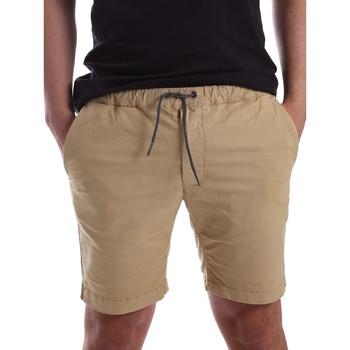Abbigliamento Uomo Shorts / Bermuda Ransom & Co. BAKER-P170 Beige