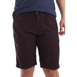Abbigliamento Uomo Shorts / Bermuda Ransom & Co. GEORGE-P175 Rosso