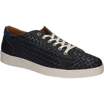 Scarpe Uomo Sneakers basse Keys 3027 Blu