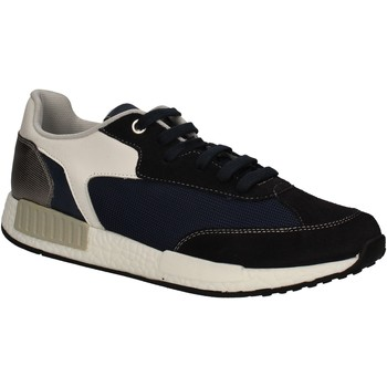 Scarpe Uomo Sneakers basse Keys 3061 Blu