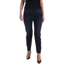 Abbigliamento Donna Jeans slim Gas 365759 Blu