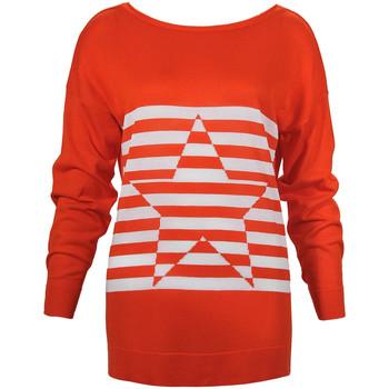 Abbigliamento Donna Maglioni Denny Rose 73DR15013 Arancio