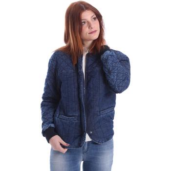 Abbigliamento Donna Giubbotti Gas 255425 Blu