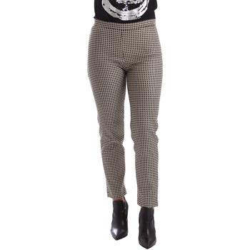 Abbigliamento Donna Chino Gaudi 64FD20235 Nero