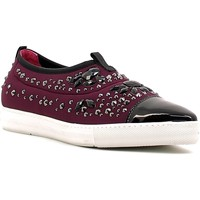 Scarpe Donna Slip on Alberto Guardiani GD33191B Viola
