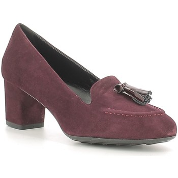 Scarpe Donna Mocassini Grace Shoes 206 Rosso