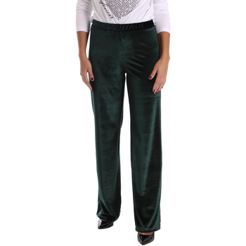 Abbigliamento Donna Pantaloni morbidi / Pantaloni alla zuava Gazel AB.PA.LU.0039 Verde