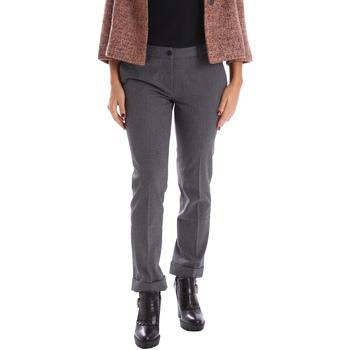 Abbigliamento Donna Chino Gazel AB.PA.LU.0040 Grigio