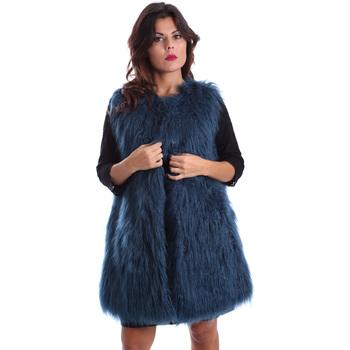 Abbigliamento Donna Cappotti Gazel AB.CS.GL.0001 Blu