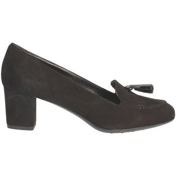 Scarpe Donna Mocassini Grace Shoes 206 Nero
