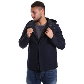 Abbigliamento Uomo Piumini Antony Morato MMCO00424 FA600100 Blu