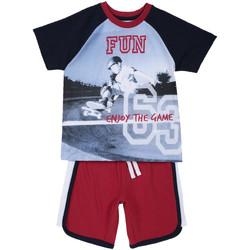 Abbigliamento Bambino Completo Chicco 09076316000000 Rosso