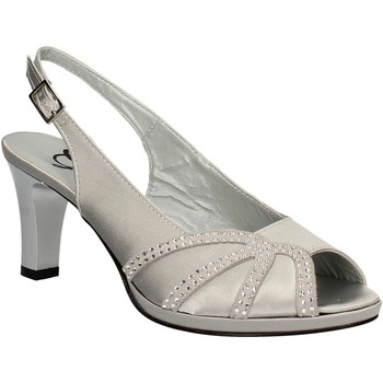 Scarpe Donna Sandali Grace Shoes E7793 Grigio
