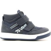 Scarpe Unisex bambino Sneakers alte Melania ME1170B6I.B Blu