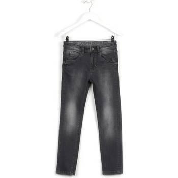 Abbigliamento Unisex bambino Jeans slim Losan 623 9002AA Grigio