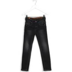 Abbigliamento Unisex bambino Jeans slim Losan 623 9007AA Nero