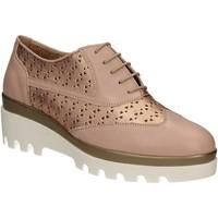 Scarpe Donna Richelieu Grace Shoes J303 Rosa
