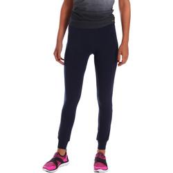 Abbigliamento Donna Leggings Key Up 5LI21 0001 Blu