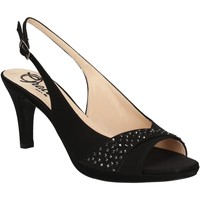 Scarpe Donna Sandali Grace Shoes 2068 Nero